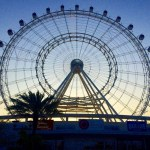 Nova atração em Orlando: The Orlando Eye no Icon Park inaugura em maio!