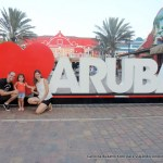 Aruba com crianças: dicas da Sofia (3 anos) e dos seus pais.