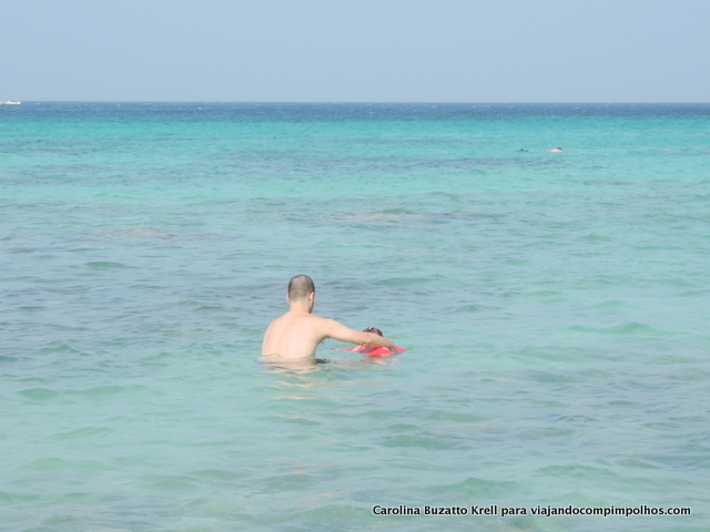 Boca-Catalina=Aruba