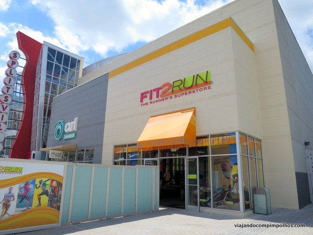 Fit2Run Disney Springs