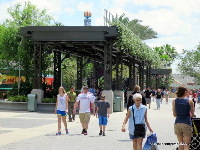Disney Springs West Side