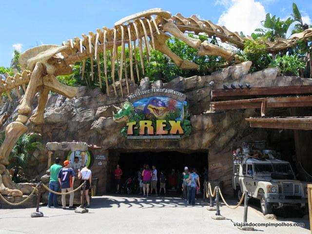 T-Rex Downtown Disney