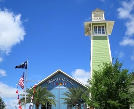 The Boathouse, o novo restaurante marítimo da Disney Springs