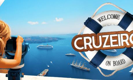 Zarpo agora vende Cruzeiros!