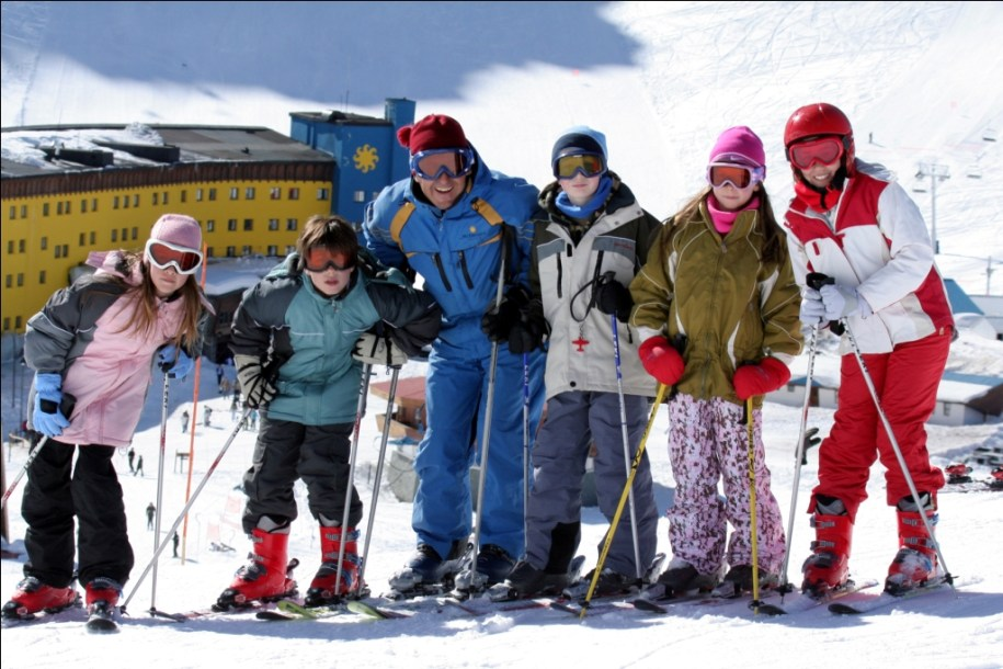 Clases-de-ski-Portillo