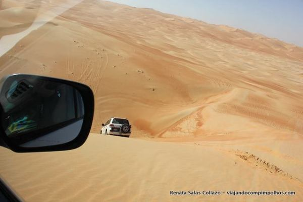 Dunas-pequenas-deserto-Abu-Dhabi