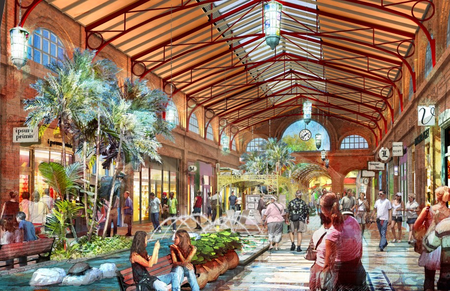 The largest expansion in Downtown Disney history, Disney Springs will provide even more opportunities for guests to relax and enjoy themselves. When completed in 2016, Disney Springs will double the shopping, dining and entertainment experiences, with an eclectic and contemporary mix from Disney and other noteworthy brands. Drawing inspiration from FloridaÕs waterfront towns and natural beauty, Disney Springs will include four interconnected neighborhoods: The Landing (opening in early 2015), Marketplace, West Side and Town Center (opening in 2016). (Disney)