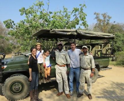 Um roteiro de Luxo em família pela África do Sul.