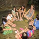 Amazônia em grupo de famílias e com atividades pedagógicas!