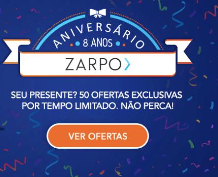 Aniversário Zarpo com mais de 50 hotéis e resorts com desconto!