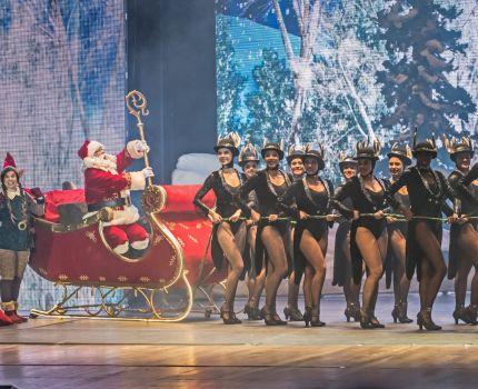 O espetáculo Natal Mágico volta em São Paulo e Porto Alegre para encantar e divertir