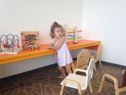 Salas de juego niños Hotel Monterey Okinawa