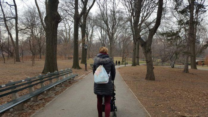 Día 2 recorriendo Nueva York con bebé: Teleférico de Roosevelt, museos, parques y compras.