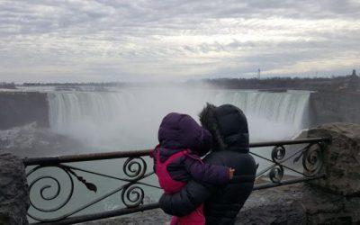 De Toronto a las Cataratas del Niágara: Un día en Niagara Falls con bebé