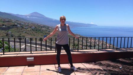 Vistas al Teide