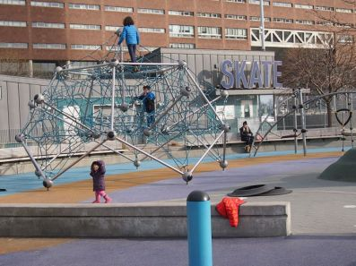 Pier 25 Playground