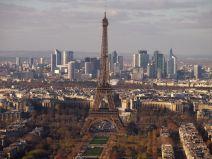 Vistas Torre Montparnasse