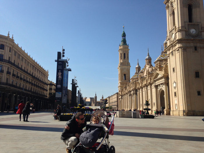 Zaragoza El Pilar