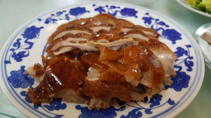 ¿Dónde comer el mejor Pato laqueado en Beijing?