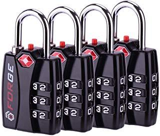 Candados TSA para maletas
