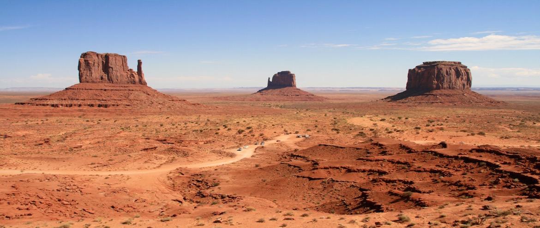 Mahpiua y su valle de las rocas