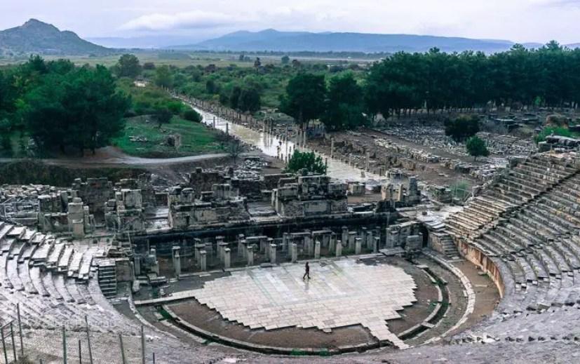 viajando-turquia-teatro-Hierapolis