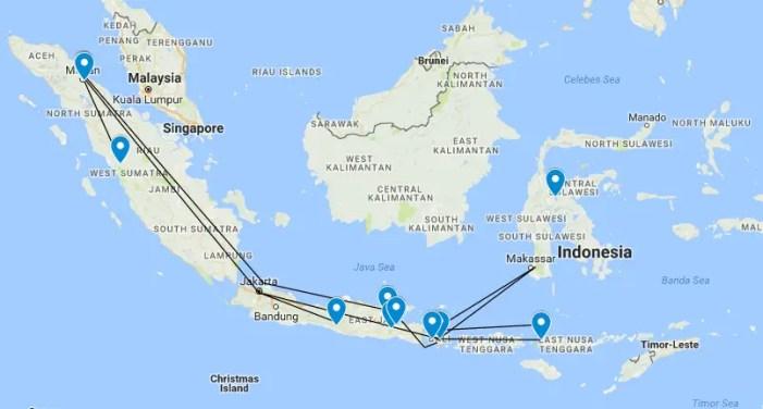 ruta-indonesia-bali