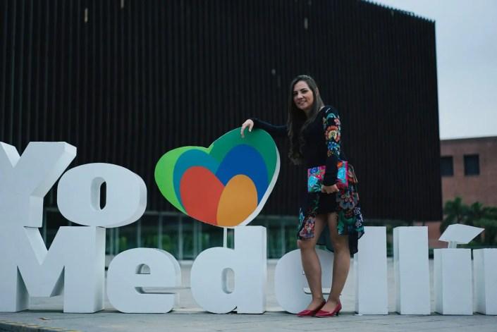 Dur Montoya O - Embajadora de Medellín 2019 - Legado Social