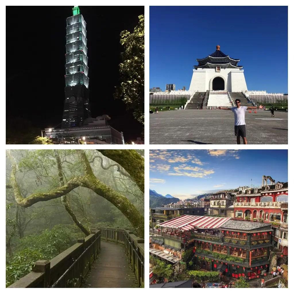 Descubriendo Taiwán