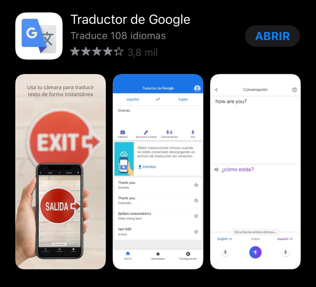 mejores apps