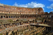 El Coliseo - Roma - Italia