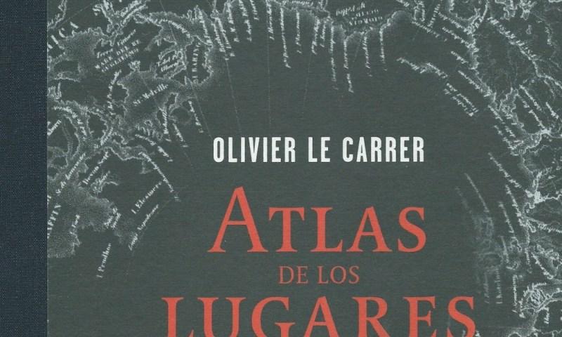 ATLAS DE LOS LUGARES MALDITOS