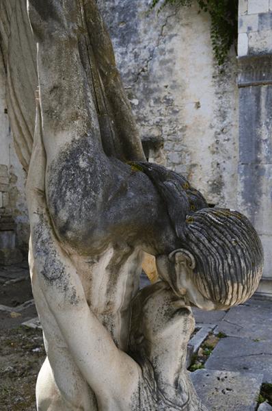Estatua de la Iglesia de San Marcos