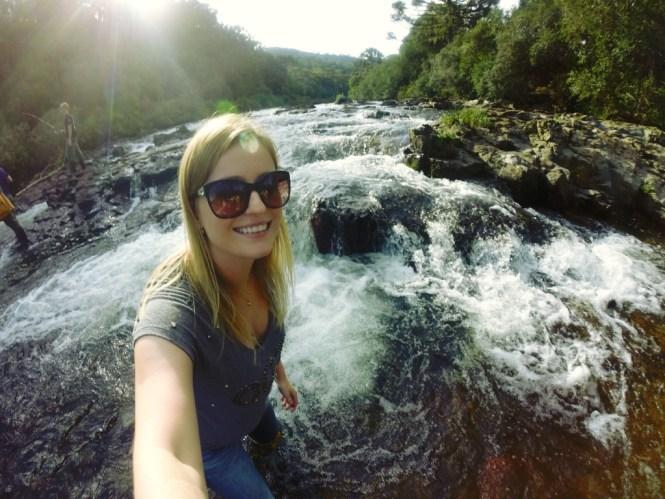 5- Cachoeira do rio pelotas - viajando em 3.. 2... 1...