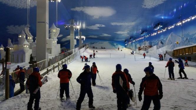 6 - Snowland Gramado - dicas e impressões - viajando em 3.. 2.. 1..
