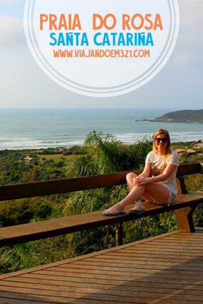 14 Praia do Rosa - Santa Catarina - Viajandoem321
