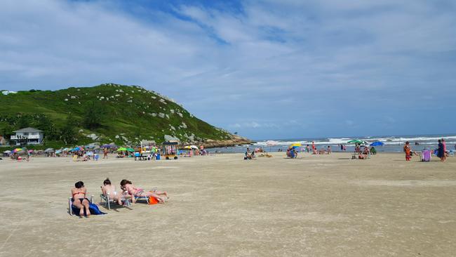 Fotos da praia de itapiruba 3