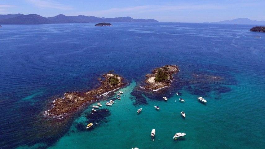 playas de río de janeiro: Islas Botinas