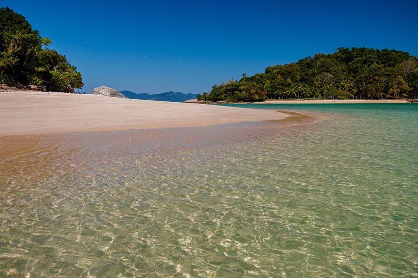 Isla de Cataguases - mejores playas de rio de janeiro