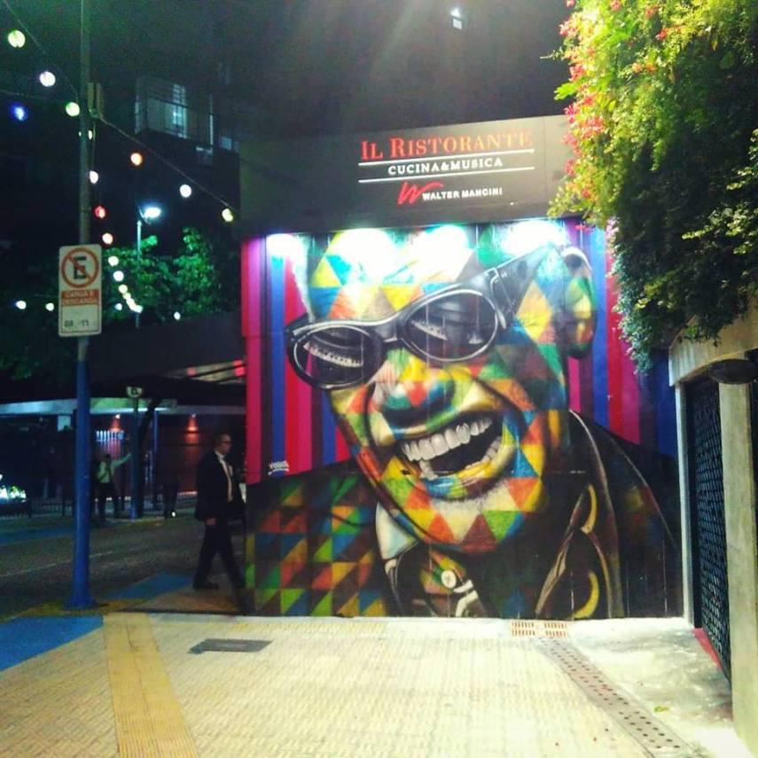 vida nocturna en San Pablo Brasil