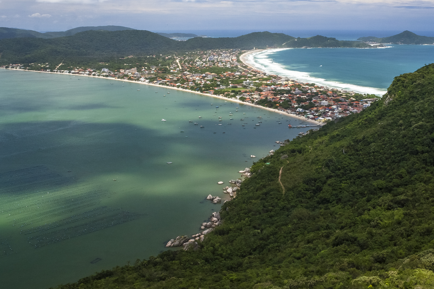 5 Playas geniales cerca de Bombas y Bombinhas