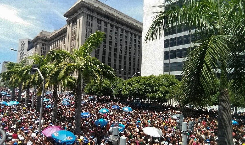 Agenda de los blocos de pre-carnaval de Río de Janeiro