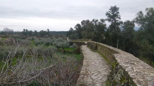 Muralla Granadilla