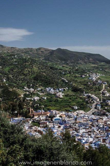 Chaouen y las montañas del Rif