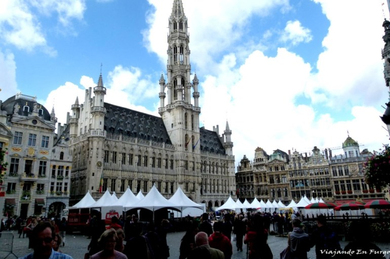 Grand Place Ayto Bruselas