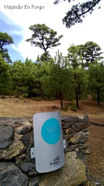 El Hierro, la isla free Wifi