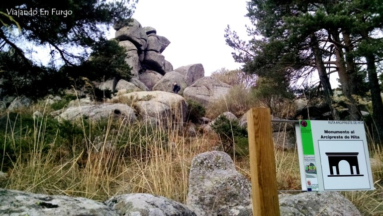 Monumento natural Arcipreste de Hita