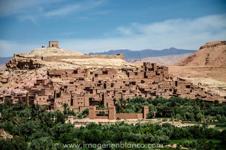 Marruecos en furgo Ait-Benhaddou