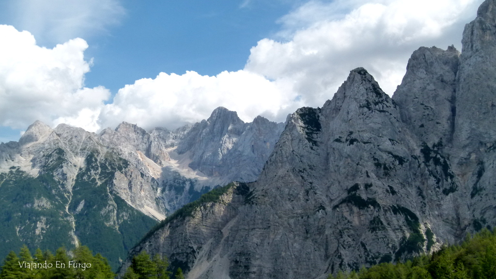 Alpes Eslovenia en furgo 2