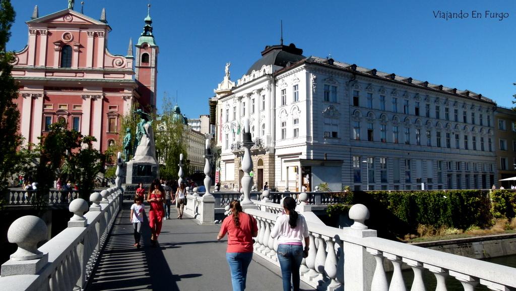 Liubliana Eslovenia en furgo 2
